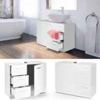 meuble bas salle de bain achat meuble bas salle de bain pas cher rue du commerce. Black Bedroom Furniture Sets. Home Design Ideas