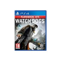 UBI SOFT - Playstation HITS Watch Dogs - Jeu PS4