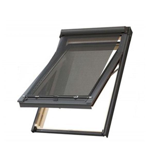 avosdim store ext rieur pare soleil pour fen tre de toit velux pas cher achat vente store. Black Bedroom Furniture Sets. Home Design Ideas