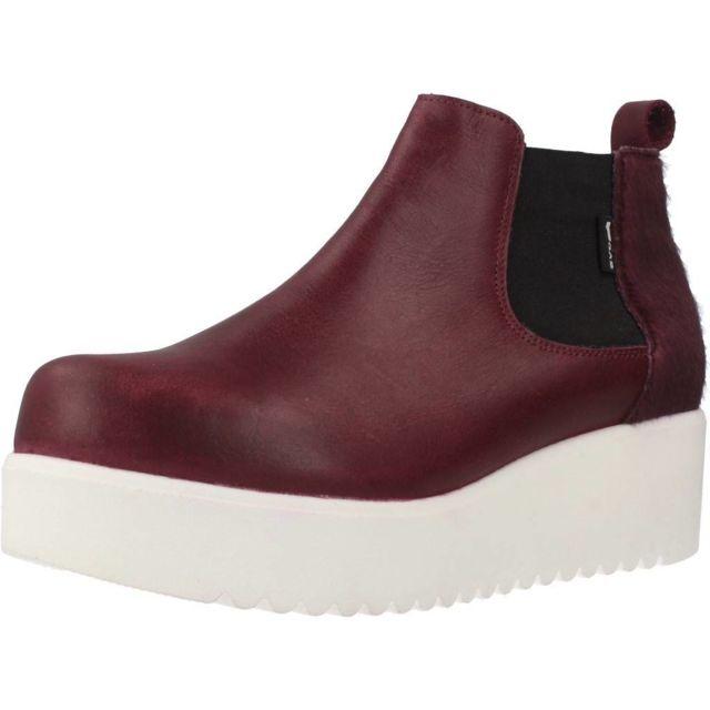 Gas Boots, bottines et bottes femme Flix , Bordeaux pas