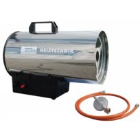 Güde - Chauffage à gaz Ggh 10 Inox - 85005