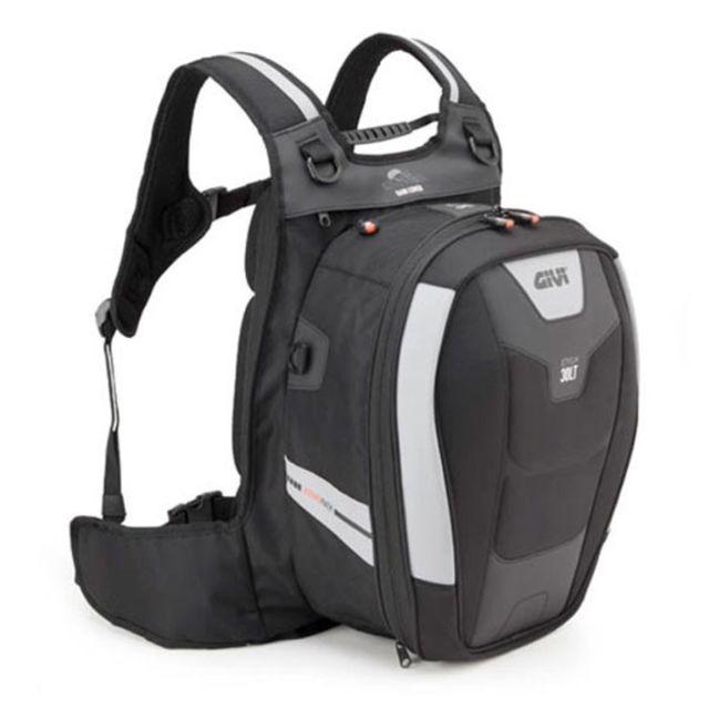 fae4f98a6d GIVI - GIVI sac à dos cargo moto scooter XS317 XSTREAM EVO porte ordinateur  PC casque
