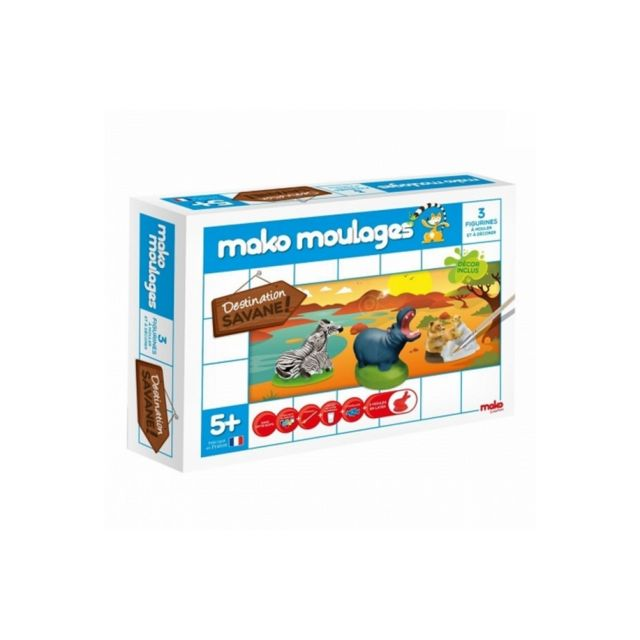Mako Creations Mako Savane 3 Moules