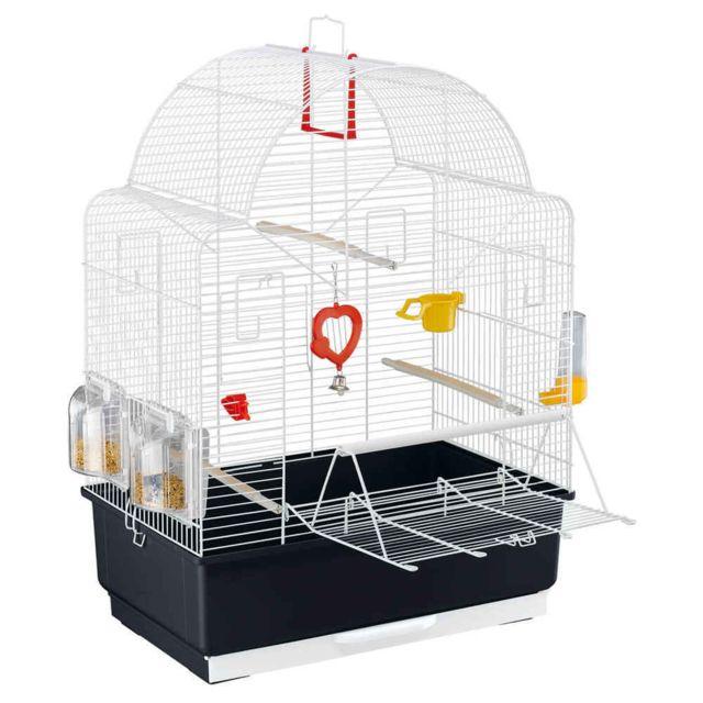507bba5092606a Ferplast - Cage Ibiza Open pour Oiseaux - pas cher Achat   Vente Cage à  oiseaux - RueDuCommerce