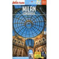 Le Petit Fute - Guide Petit Fute ; City Guide ; Milan, Lombardie édition 2018/2019