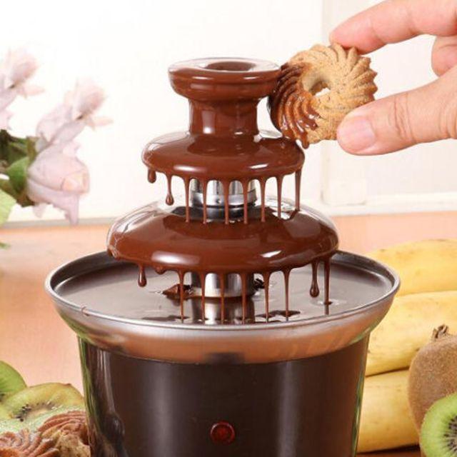 Machine Chocolate Fountain