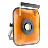 Elexity - Projecteur Led 30W à batterie pour chantier avec haut parleur et bluetooth - Ip54