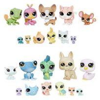 HASBRO - Littlest Petshop - Pack de 11