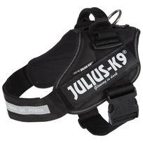 Julius K9 - Julius-k9 Harnais Power Idc - 1 - L : 63-85 cm-50 mm - Noir - Pour chien