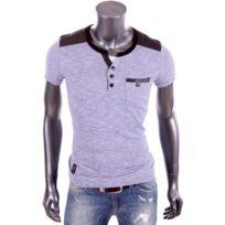 Carisma - homme - T-shirt manches courtes 4164