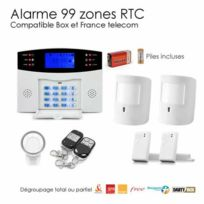 SecuriteGOODdeal - Alarme Animal sans fil de 99 zones Medium