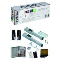 Faac - Kit Trendy Integral Motorisation portail 2 battants