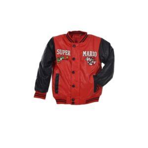 Super Mario - Blouson Garçon Mario