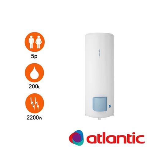 atlantic chauffe eau zeneo 200l stable pas cher achat vente chauffe eau rueducommerce. Black Bedroom Furniture Sets. Home Design Ideas