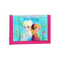 La Reine Des Neiges - Frozen - Porte-Monnaie Plat My Sister My Hero