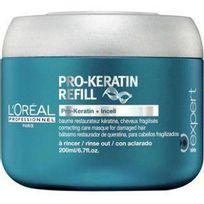 L'OREAL Professionnel - Masque Pro keratin refill 200ml L'oréal pro