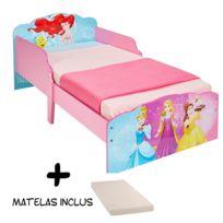 Bebe Gavroche - Lit Disney Princesse Rêve + Matelas