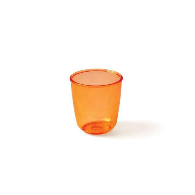Plastorex - Gobelet micro-ondable Copolyester 15 cl agrumes