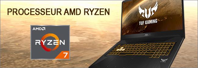 Processeur AMD Ryzen 7