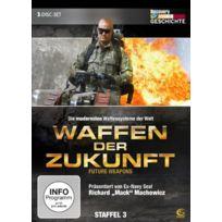 Sunfilm Entertainment - Future Weapon 3 IMPORT Allemand, IMPORT Coffret De 3 Dvd - Edition simple