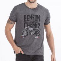 Benson & Cherry - Tee Shirt Taonis Anthracite
