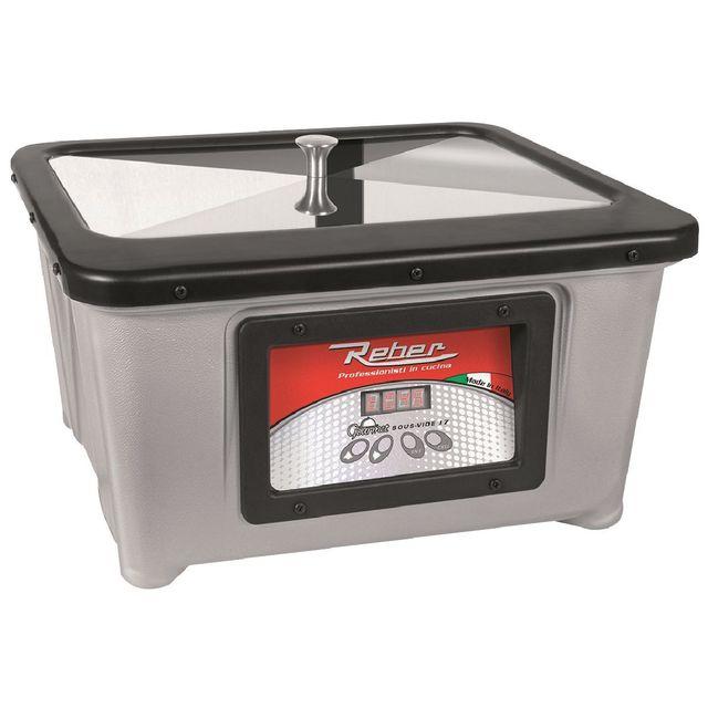 Reber Cuiseur sous-vide bain-marie 10l Gourmet 650W
