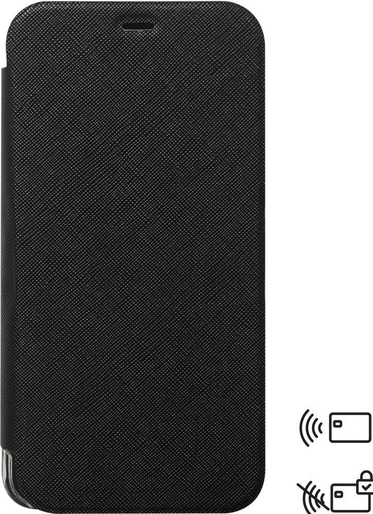 Etui folio pour iPhone 11 Pro - CRYSTALIP1958 - Noir