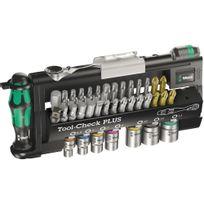 Wera - Tool-Check Plus, 39 pièces - 05056490001