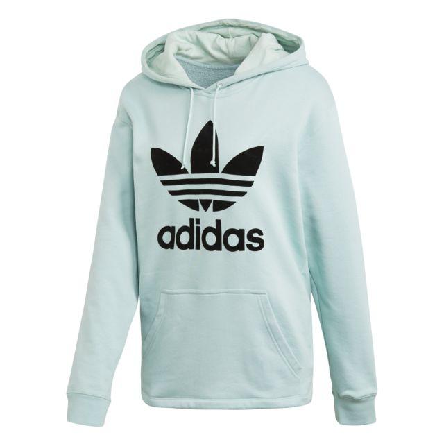 Adidas Hoodie femme Oversize pas cher Achat Vente Tee