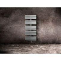 Lvi - Seche Serviette A Fluide Caloporteur Inyo - Puissance : 750 W - Dimensions : 1250 x 650 x 131 mm - Couleur : Blanc