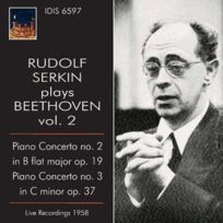 Idis - Ludwig Van Beethoven - Concerto no. 2 et 3