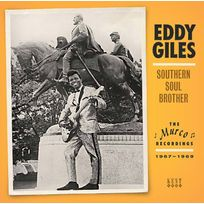 Ace Records - Eddie Giles - Southern soul brother