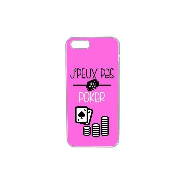 coque iphone 6 poker