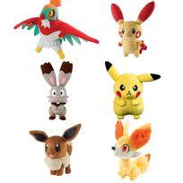 peluches pokemon achat peluches pokemon pas cher rue du commerce. Black Bedroom Furniture Sets. Home Design Ideas