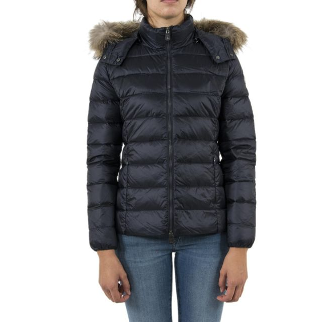 JOTT - doudounes doudoune luxe grand froid bleu - pas cher Achat   Vente  Blouson femme - RueDuCommerce b8e1a582b33d
