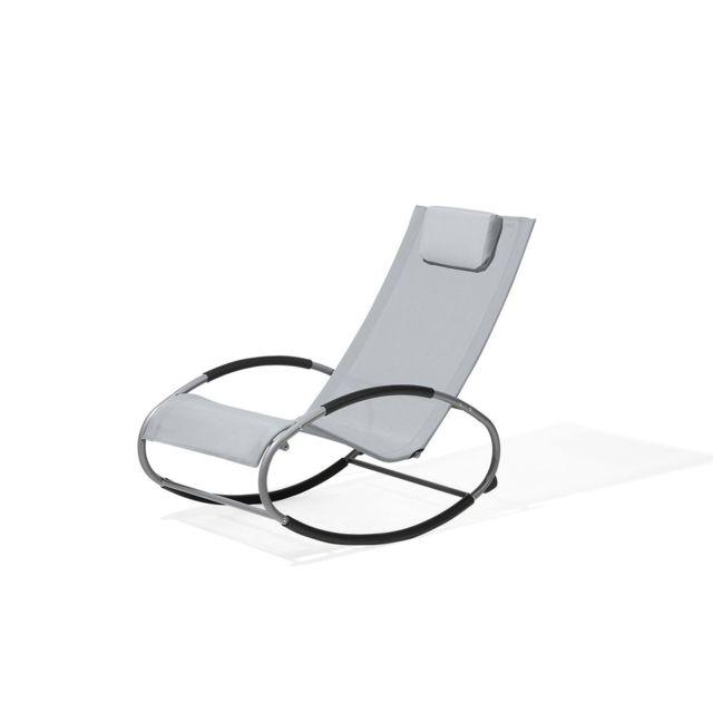 beliani chaise design sige en plastique noir memphis - Chaise Design Plastique