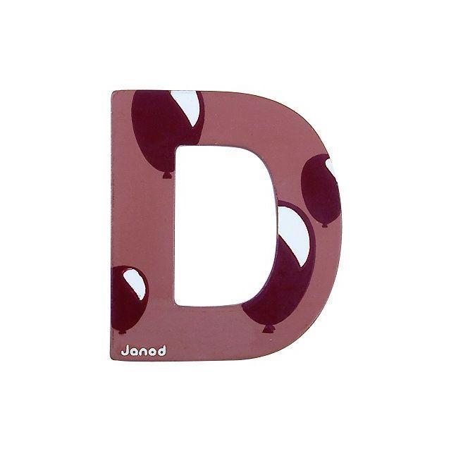 Jef le chien Lettre d/écorative Lettre O