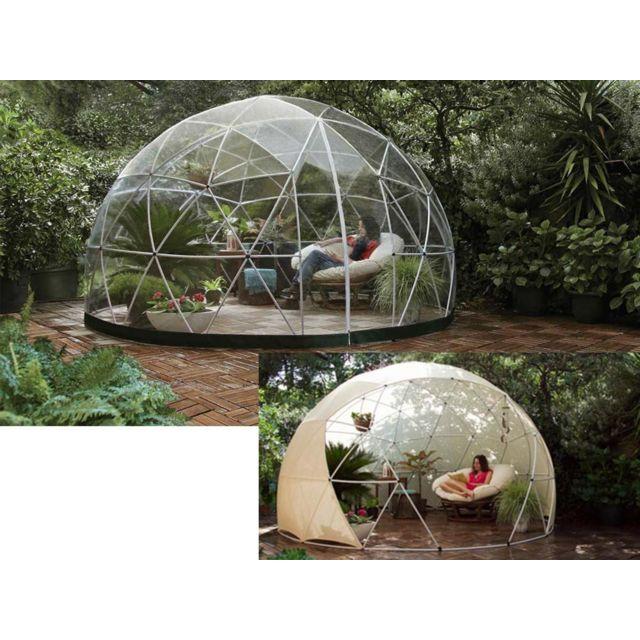 gardenigloo abri de jardin garden igloo hiver. Black Bedroom Furniture Sets. Home Design Ideas