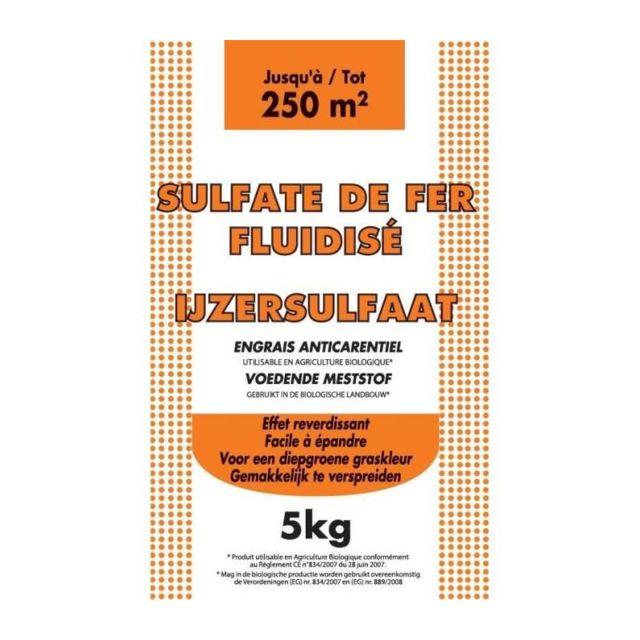 NONA Sulfate de fer fluidisé UAB - 5 kg