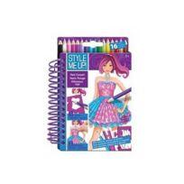 Style Me Up - Petit carnet esquisses Tapis Rouge StyleMeUp
