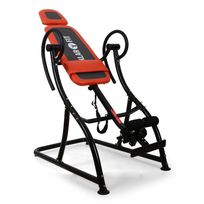 KLARFIT - Relax Zone Comfort Table d' inversion pour exercices dorsaux 150kg max