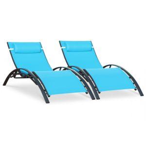 Chaises longues for Transats et chaises longues