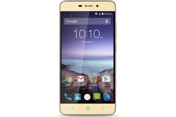 zte smartphone blade a452 gold pas cher achat vente smartphone classique android 5 1. Black Bedroom Furniture Sets. Home Design Ideas