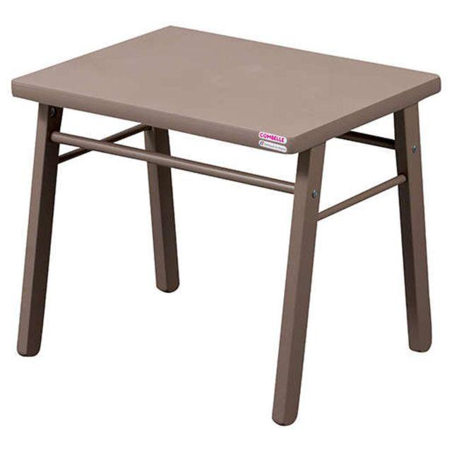 Combelle Table Enfant - laqué taupe