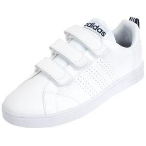 Adidas Neo , Chaussures mode ville Advantage scratch blc Blanc 74291