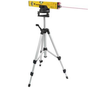 Provence outillage niveau laser 30m avec tr pied avec for Laser de chantier pas cher