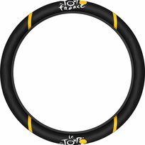 Le Tour De France - Htdfcv1 - Couvre-volant polyester Tour de France noir