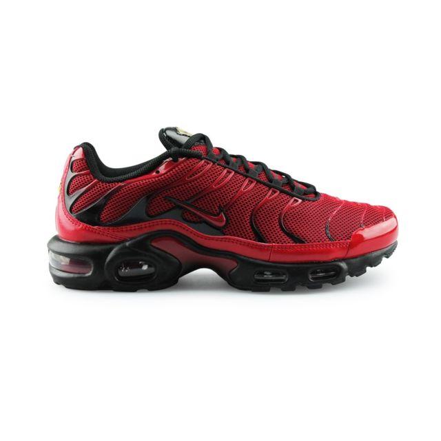 new arrivals 66838 e8f7a Nike - Air Max Plus Tn Rouge - pas cher Achat   Vente Baskets homme -  RueDuCommerce
