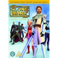 Whv - Star Wars Clone Wars IMPORT Anglais, IMPORT Dvd - Edition simple