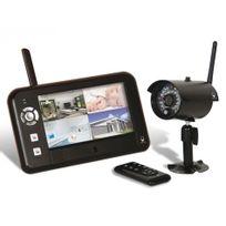 Scs Sentinel - Kit vidéosurveillance sans fil 250M - Dw - Dw